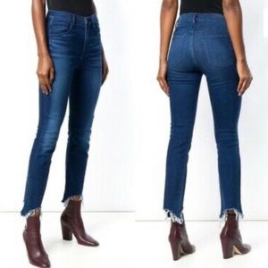 NWT 3x1 W3 Straight Authentic Crop high rise jeans